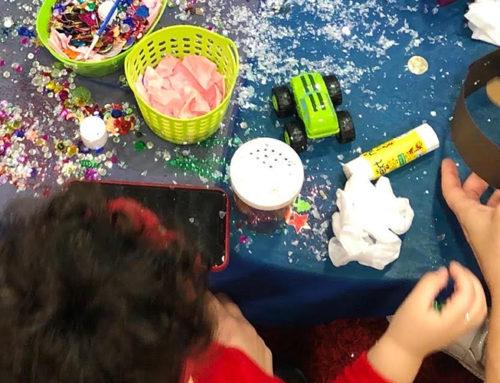 Εκδήλωση: Χριστουγεννιάτικες δημιουργίες με τους γονείς