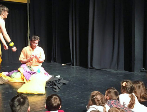 Θέατρο: Περιπέτεια στη Βακτηριανία
